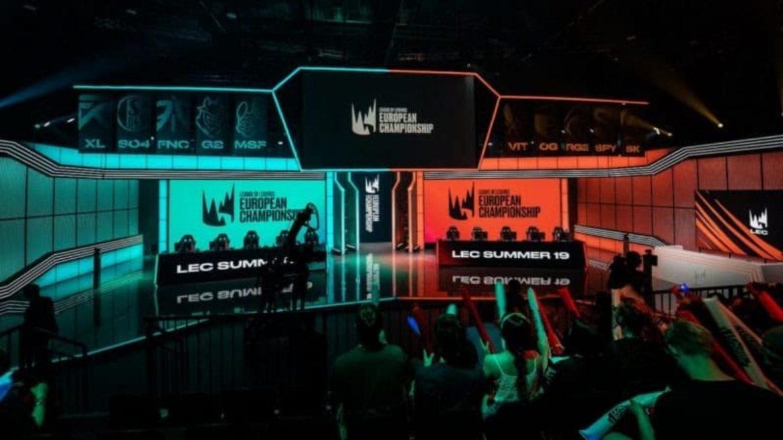 La LEC ha il doppio degli spettatori della LCS