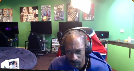 Snoop Dogg impazzisce e chiude lo streaming di Madden
