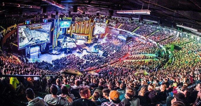 Il 77% dei Nord Americani vorrebbe partecipare ad un eSports live