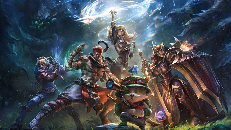 I migliori campioni di League of Legends