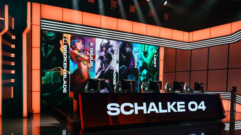 Schalke 04 lascia la LEC