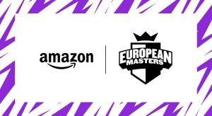 Amazon sponsor title della European Masters