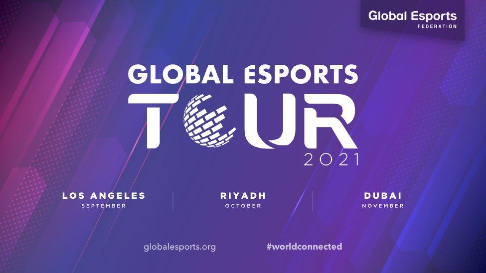 Che cos'è il Global Esports Tour?