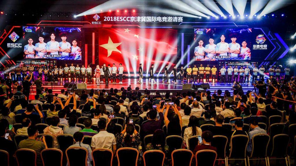 La nuova legge in Cina potrebbe rovinare le ambizioni di eSport del paese
