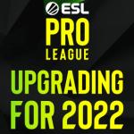 Uno dei più grandi organizzatori di eSport al mondo, ESL, ha annunciato grandi cambiamenti al suo calendario degli eventi per il 2022