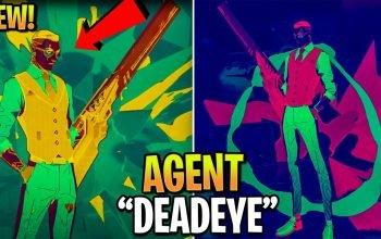 Valorant Nuovo agente Deadeye