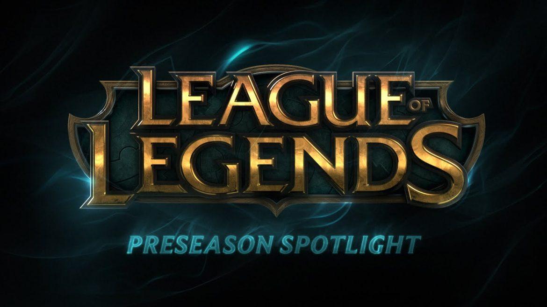 League of Legends: la pre-stagione 2022 rivela nuovi contenuti