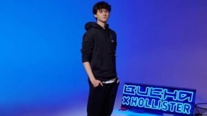 BUGHA si unisce a Hollister come Chief Gaming Scout