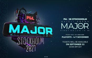 Guida per seguire il CS:GO PGL Major Stoccolma